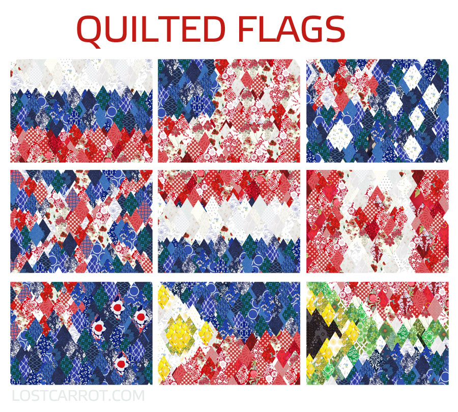 quiltflags