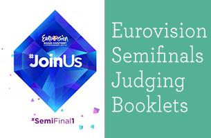 Eurovision Semifinals Judging Form